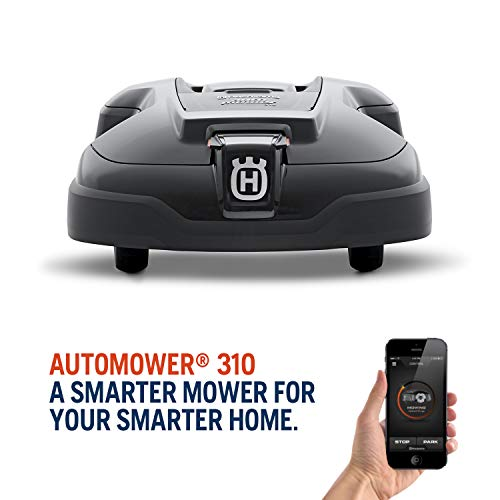 Husqvarna AUTOMOWER 310, Robotic Lawn Mower (Best Riding Mower For 5 Acres)