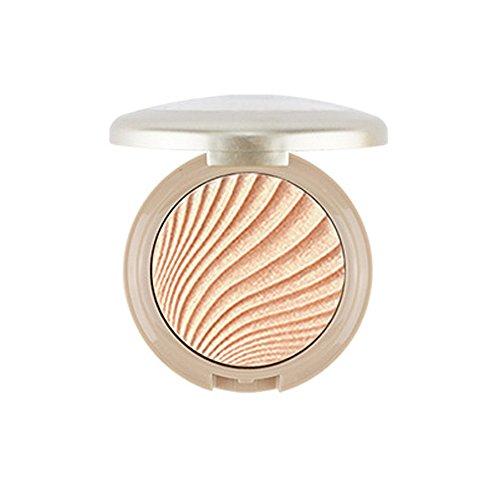 5 Color High Light Powder Professional Single Colors Compact Shimmer Face Powder Palettev (Face Saver Pre Shave Powder)