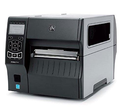 - Zebra Technologies ZT42062-T210000Z Series ZT420 Direct Thermal/Thermal Transfer Industrial Printer, 203 DPI, 6