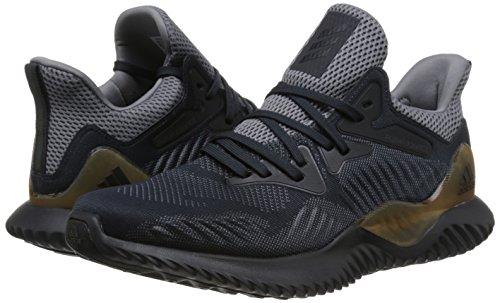 000 Beyond gricua Carbon Unisexe Course Alphabounce Adultes De Chaussures Adidas Grpudg gris Gris Ra5qpw7