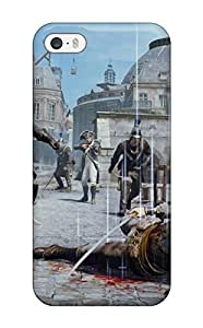 Assassins Creed Unity Flip With Fashion For SamSung Galaxy S4 Case Cover