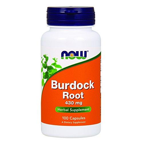 NOW Burdock Root 430 Capsules