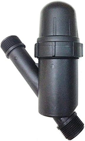 UxradG - Filtro pulverizador de Malla DE 3/4 Pulgadas, Filtro de riego para Jardín, Color Negro: Amazon.es: Deportes y aire libre