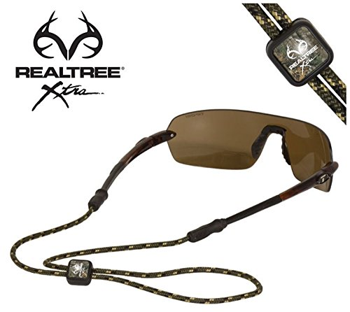 Chums 3 mm Universal Fit Rope Eyewear Retainer Realtree Xtra (349)