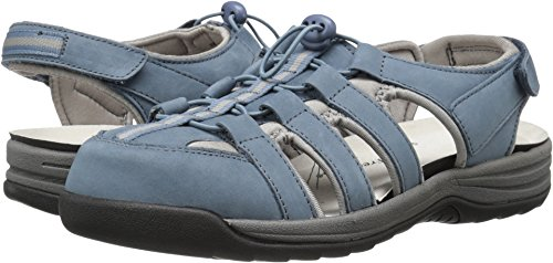 - Drew Women's Element Denim Blue Nubuck 11 WW US