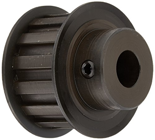 Browning 14LF075X1/2 Gearbelt Pulley for L075 Belts, 14 Teeth, 3/8