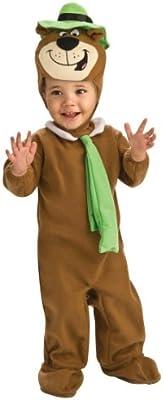 Disfraz de Oso Yogi para bebé - 6-12 meses: Amazon.es: Juguetes y ...