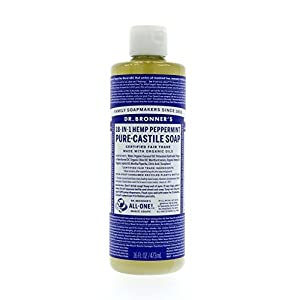 Dr Bronner's – Peppermint – Pure...