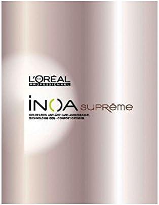 L Oréal Professionnel Inoa Supreme Color tarjeta: Amazon.es ...
