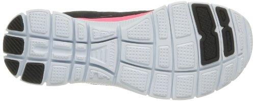 Exterior de Negro Flex Fever Zapatillas Appeal nbsp;Spring Deporte Mujer Skechers Bkhp qFgnBAw