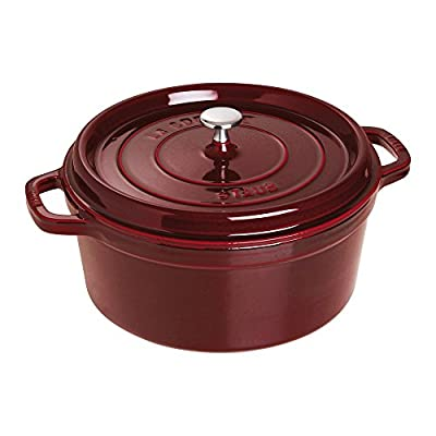 7-Qt. Round Dutch Oven Color: Grenadine
