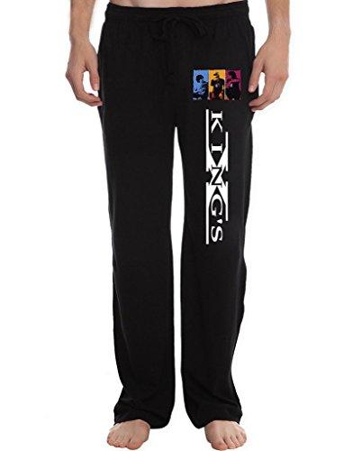 RBST Men's King's X Logo Lounge Pajama Pants XL - Shirt Cain Matt