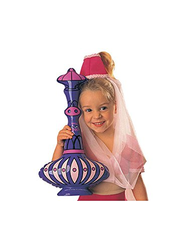 Inflatable I Dream of Jeannie TM Bottle]()
