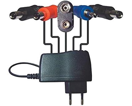 Behringer PSU-HSB-ALL - Alimentador universal + cables para 9 ...