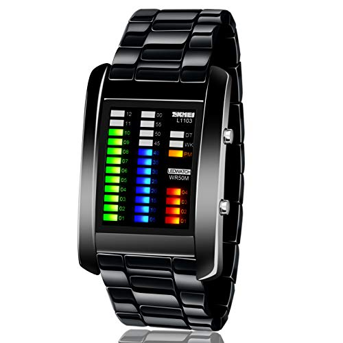 Japanese Led Light Watch