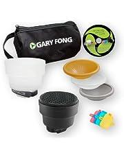 Gary Fong Fashion and Commercial Lighting Flash Modifying Kit (Black/White/Gray/Amber)