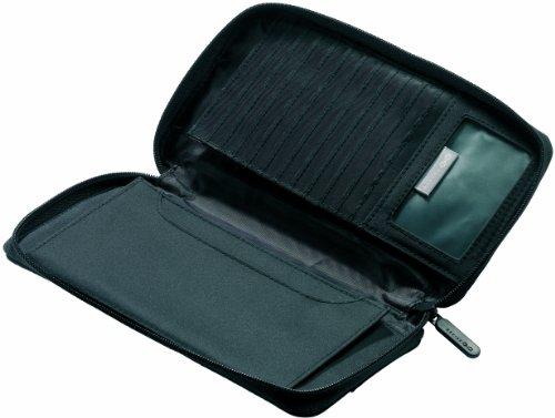 Design Luggage Travel Wallet Black product image