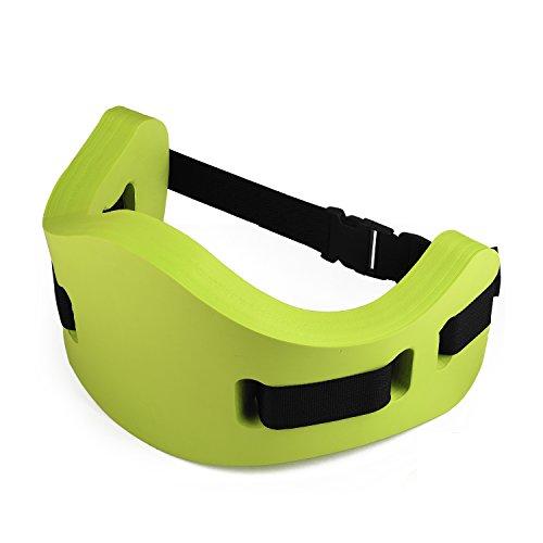 Plat 39 a 39 pool water workout money saving set green includes a flotation water aerobics belt for Flotation belt swimming pool exercise equipment