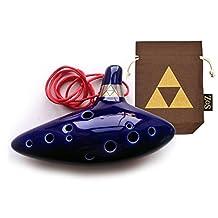 12 Hole Ocarina From the Legend of Zelda