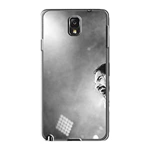 Samsung Galaxy Note3 Spe4126QMjd Customized HD Machine Head Band Skin High Quality Hard Cell-phone Cases -JohnPrimeauMaurice