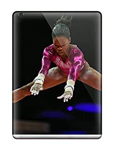 Ryan Knowlton Johnson's Shop 5253047K29555999 Protection Case For Ipad Air / Case Cover For Ipad(gabby Douglas Gymnastics)
