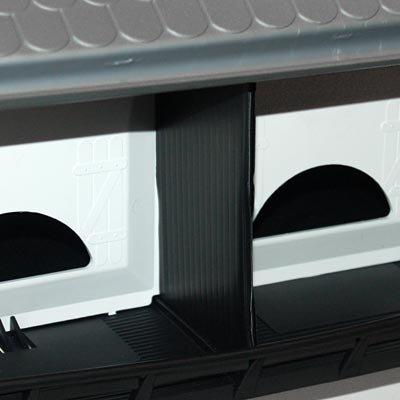 S&K Porch Dividers, Set of 8