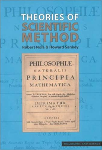 Book Theories of Scientific Method (Philosophy and Science)