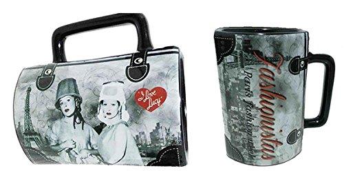 I Love Lucy Mug - 10 oz - Purse Fashionistas