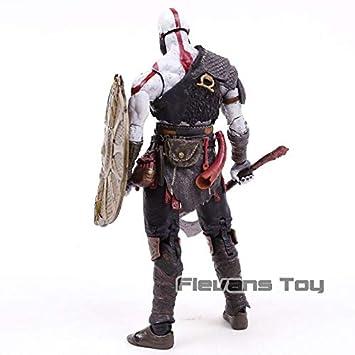 Amazon.com: God of War 4 Kratos 2018 New PVC Action Figure ...