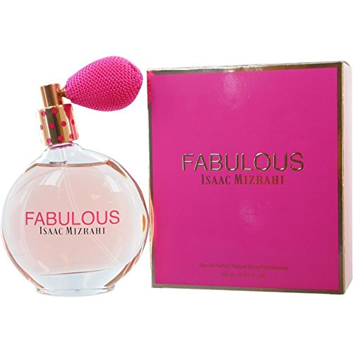 Cheap Isaac Mizrahi Fabulous Fragrance Eau De Parfum for Women, 3.4 Ounce