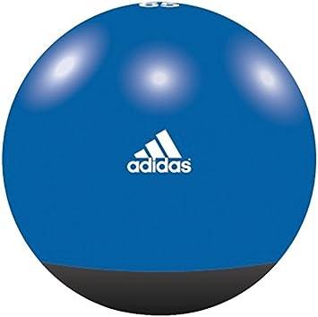adidas Premium - Pelota para Fitness, Color Negro/Azul, 65 cm ...