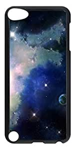 iPod Touch 5 Case, iPod Touch 5 Cases - Cosmic space N002 PC Custom Design iPod Touch 5 Case Cover - PolycarbonatešCTransparent