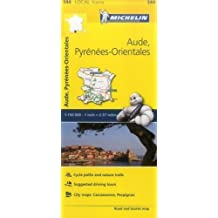 MH344 Aude Pyrenees-Orientales Michelin