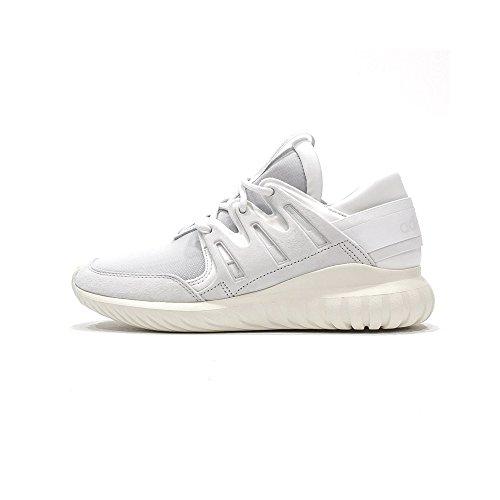 adidas Men Tubular Nova (White/Vintage White) Size 12 US