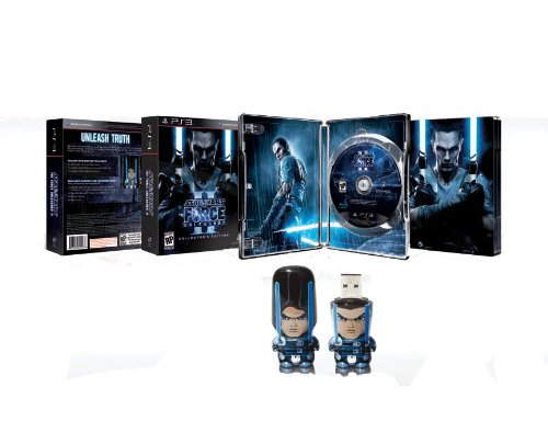 Star Wars: The Force Unleashed II Collector's Edition - Playstation (Force Unleashed 2 Costumes Ps3)