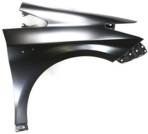 OE Replacement Toyota Prius Front Passenger Side Fender Assembly (Partslink Number TO1241232) Unknown TO1241232V