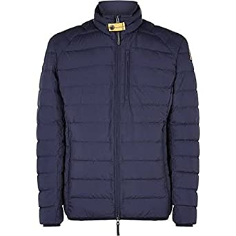 parajumpers ugo super lightweight jacket blue black