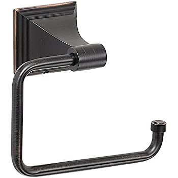 designers impressions 500 series oil rubbed bronze euro toilet tissue paper holder