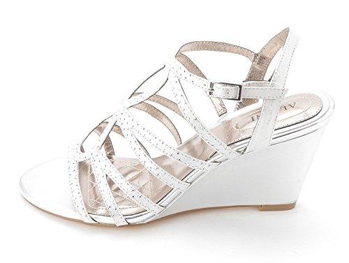 Silver Wedge Kleid Damen Alfani Pemilion Sandal Xnx4SOqnPw