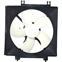 MAPM Premium LEGACY/OUTBACK 05-14 A/C FAN SHROUD ASSEMBLY, Right, w/o Turbo, 4 Cyl