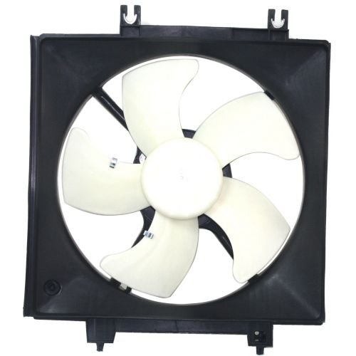Make Auto Parts Manufacturing - LEGACY/OUTBACK 05-14 A/C FAN SHROUD ASSEMBLY, Right, w/o Turbo, 4 Cyl - SU3115116 (Cyl Fan 4 A/c)