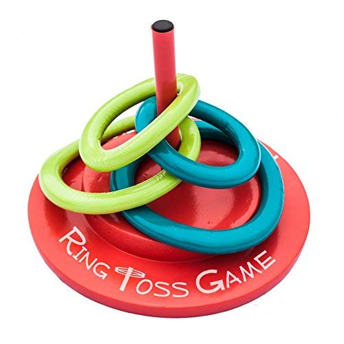 Super Soft Pool Ring Toss Game