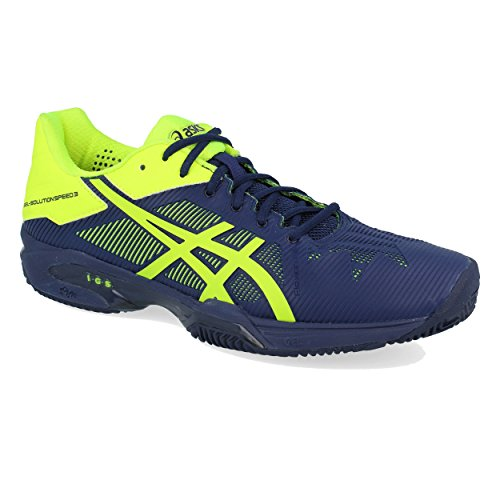 Asics Scarpe Blue 3 Da Tennis Gel solution Clay Speed FCXqSnFrBw