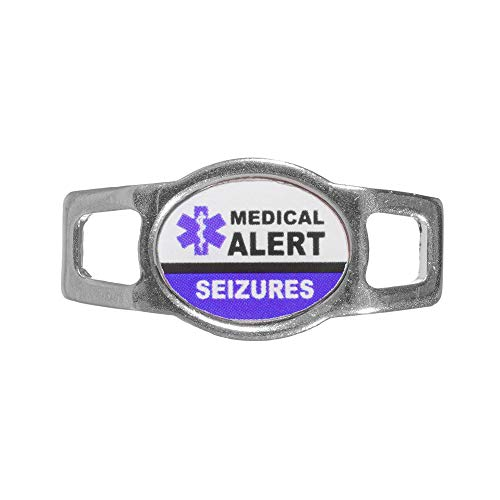 Medical Alert Beading and Crafting Charms – Oval ()