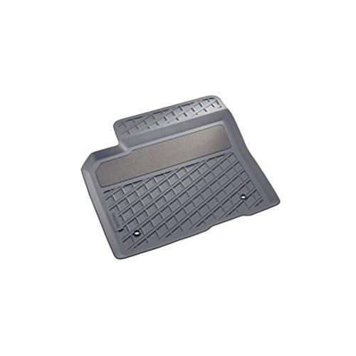 - Genuine Volvo Rubber Floor Mats S40 V50 Light Gray 4-pc Set