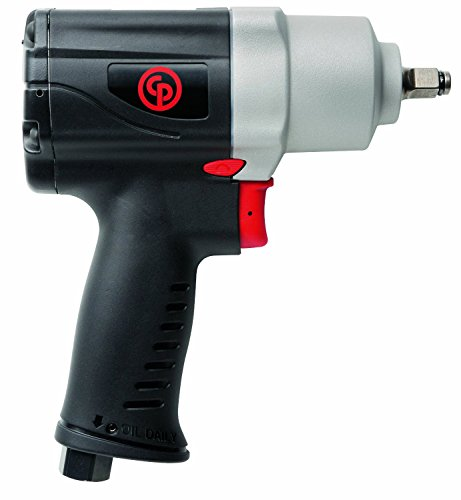 7729 Ultra Duty 3/8-Inch Composite Impact (Chicago Pneumatic Compact Drill)
