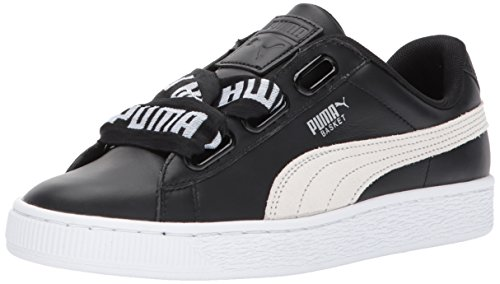 Puma Donna Cesto Cuore De Wn Sneaker Puma Nero-puma Bianco