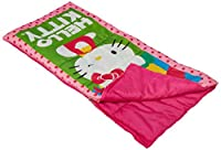 Hello Kitty Youth Sleeping Bag with 2.0-Pound Fill, 28 x 56-Inch
