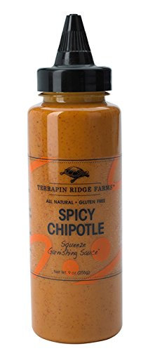 - TERRAPIN RIDGE Spicy Chipotle Squeeze, 9 OZ