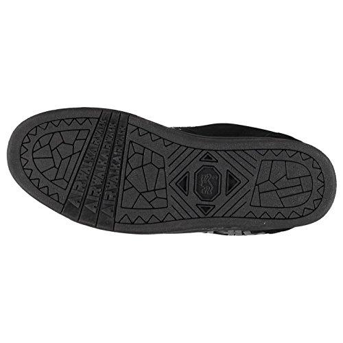 Airwalk Neptune Skate-Schuhe für Herren, schwarz